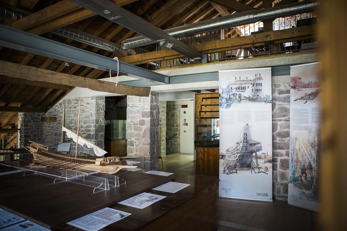 Museo regionale dell'uomo in Cansiglio e centro etnografico e di cultura cimbra